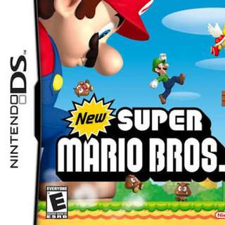 Looking For Super Mario 1 And 2 For Ds