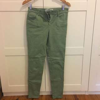 Country Road Slim Pants Size 8