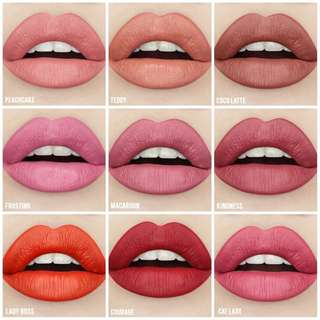 Velvetcreme Liquid Lipstick