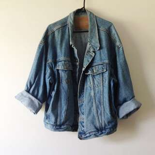 ✨PENDING✨Levi Denim Jacket Vintage