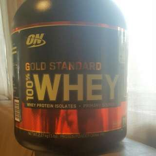 Gold Standard Whey Protein 2.27kgs
