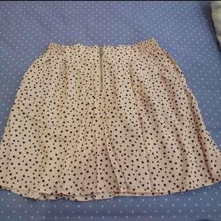 H&M Mini Floral Skirt