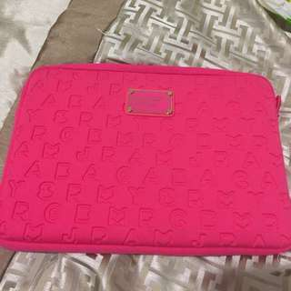 Marc Jacobs Laptop Sleeve - Hot Pink