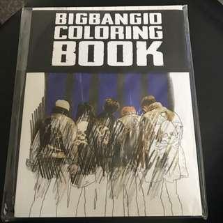 BIGBANG畫冊