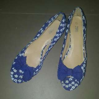 Cute Miss Wedges - Fit 6-7