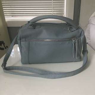 Blue Atmosphere Handbag