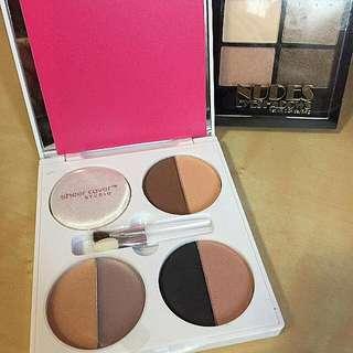 Sheer Cover Studio & H&M Eyeshadow Palette