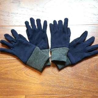 全新H&M舖棉保暖手套 兩尺寸可選