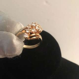GEP Zirconia Ring