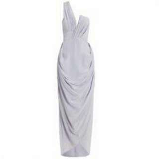 Zimmerman Maxi Drape Dress