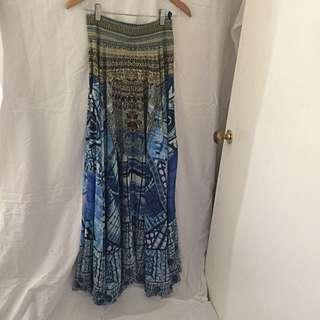 CAMILLA maxi Skirt