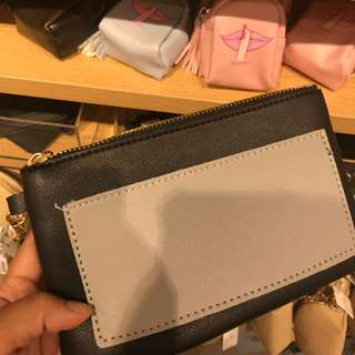 Miniso Clutch Bag With Tassel