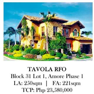 Tavola (Ready For Occupancy)