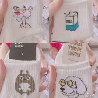 Ulzzang Socks/ korean Style