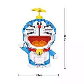 Doraemon Coin Bank Nanoblock