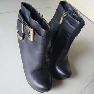 Pedro Boots Heels