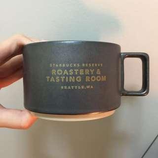 星巴克工業風馬克杯