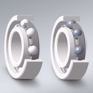Full Ceramic Bearings For Electric Scooters & Bicycles Ebikes / Motorcycles