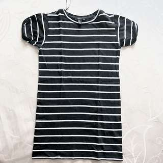 f21 forever21 striped dress