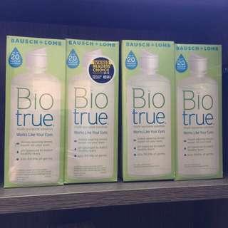 Biotrue Multi Purpose Solution Twin Pack