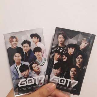 [Pending] GOT7 Star Collection Card