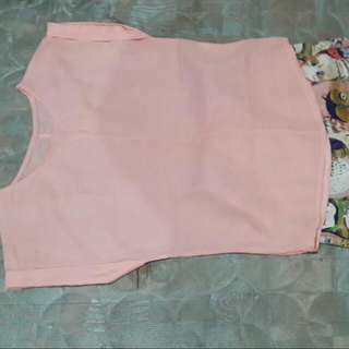 Terno Blouse And Pants
