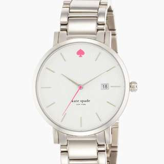 Kate Spade New York Gramercy Stainless Steel Watch