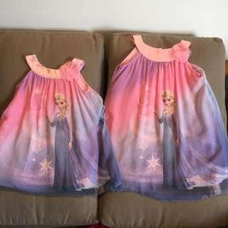 Sisters' Dresses Set I