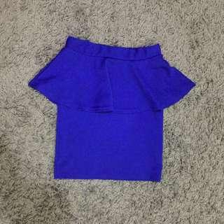 Unbranded Peplum Skirt