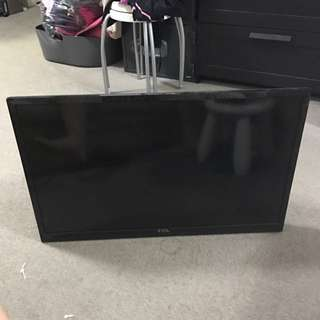 TCL 31'5inch TV