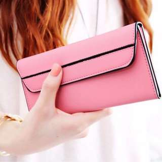 FREE SHIPPING Long Elegant Wallet