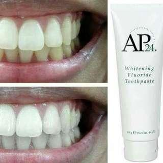 AP-24 Whitening Flouride Toothpaste 110g