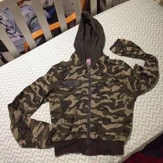 Army Jacket Size 8