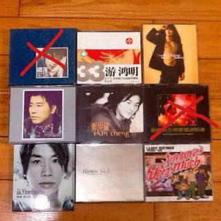 🚚 各類CD