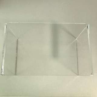 Acrylic Square Riser Display Stand
