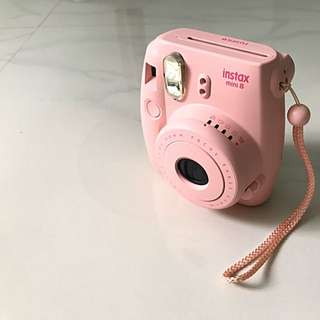 Instax Mini 8 (Free Pouch)