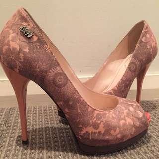 Miss Sixty Peep toe Shoes Size 37