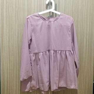 Pink Baby Doll Shirt