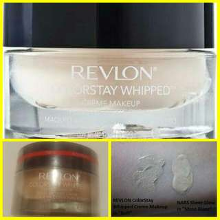 new revlon colorstay foundation in buff