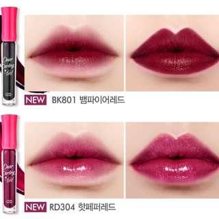 NEW Etude House Dear Darling Lip Tint