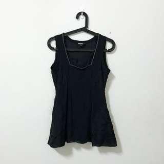 DKNY 100%蠶絲兩件式上衣