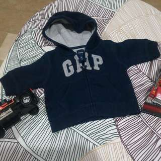 Baby GAP Hoodie sweater jacket