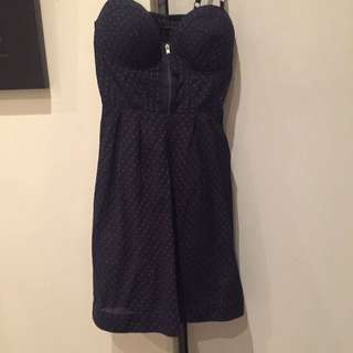Guess Mini Dress Size 1 ( XS/ S)