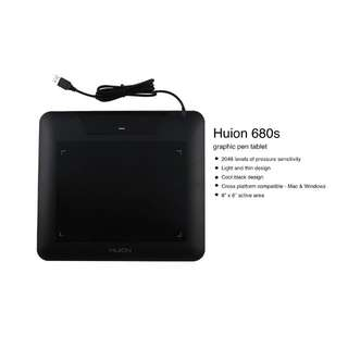 Huion 680S graphic tablet