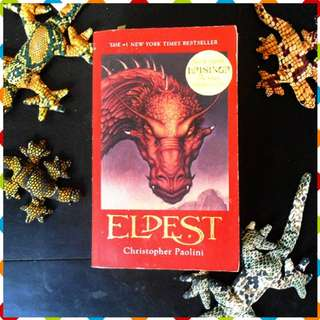 Eldest (The Inheritance Cycle #2)