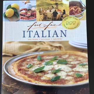 Italian : Easy Recipes, Techniques, Ingredients;  RRP $30