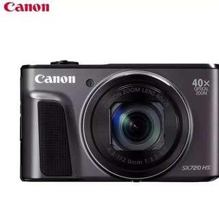 Canon digital camera sx720hs