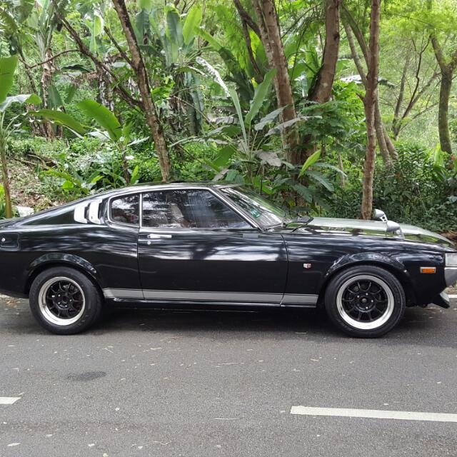 1976 toyota celica ta28 liftback cars cars for sale on carousell. Black Bedroom Furniture Sets. Home Design Ideas