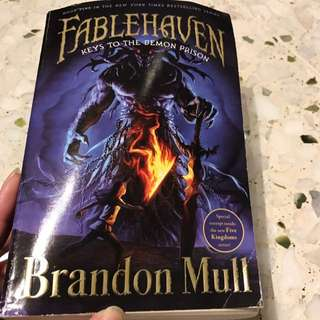Fablehaven- Keys To The Demon Prison