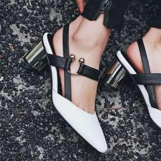 🚚 歐美低跟鞋
